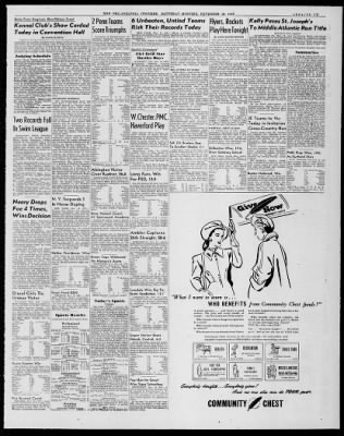 The Philadelphia Inquirer from Philadelphia, Pennsylvania on November 15, 1947 · Page 17