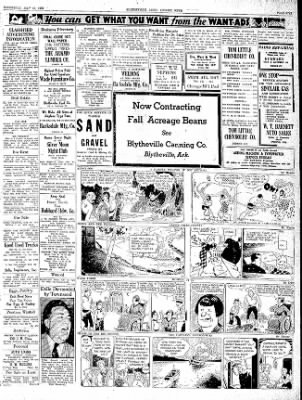 The Courier News from Blytheville, Arkansas on July 22, 1936 · Page 5