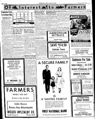 The Courier News from Blytheville, Arkansas on May 13, 1949 · Page 8