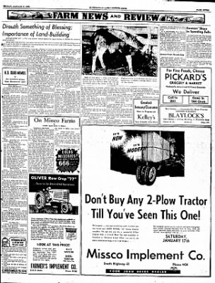 The Courier News from Blytheville, Arkansas on January 9, 1953 · Page 7