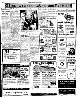 The Courier News from Blytheville, Arkansas on May 13, 1949 · Page 9
