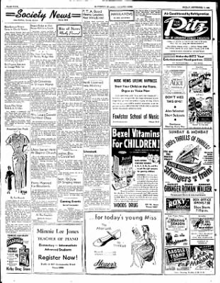 The Courier News from Blytheville, Arkansas on September 7, 1951 · Page 4