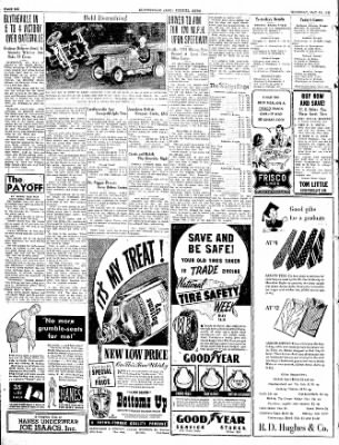 The Courier News from Blytheville, Arkansas on May 19, 1938 · Page 6