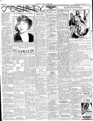 The Courier News from Blytheville, Arkansas on February 14, 1931 · Page 2