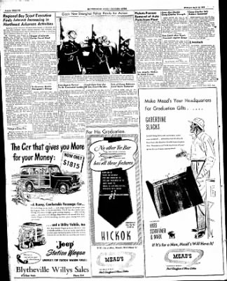 The Courier News from Blytheville, Arkansas on May 13, 1949 · Page 12