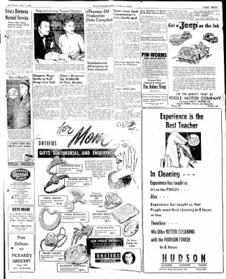 The Courier News from Blytheville, Arkansas on May 1, 1947 · Page 3