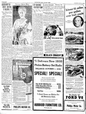 The Courier News from Blytheville, Arkansas on May 19, 1938 · Page 8
