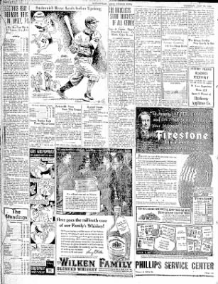 The Courier News from Blytheville, Arkansas on July 23, 1936 · Page 6