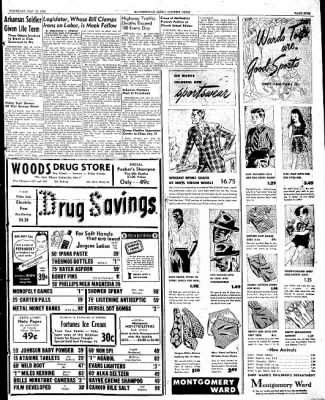 The Courier News from Blytheville, Arkansas on May 30, 1946 · Page 5