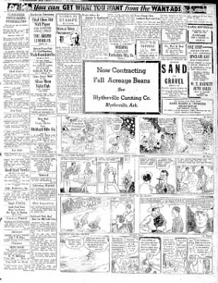 The Courier News from Blytheville, Arkansas on July 23, 1936 · Page 7