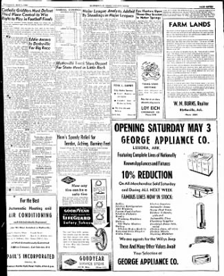 The Courier News from Blytheville, Arkansas on May 1, 1947 · Page 7