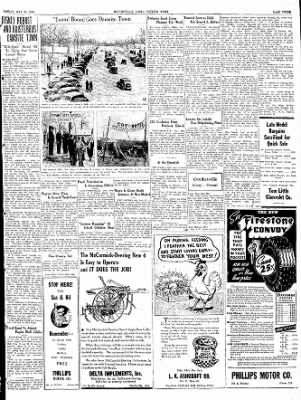 The Courier News from Blytheville, Arkansas on May 20, 1938 · Page 3