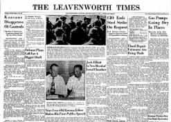 The Leavenworth Times
