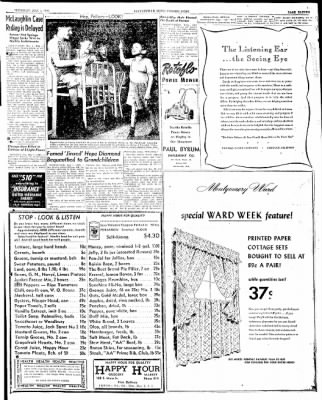 The Courier News from Blytheville, Arkansas on May 1, 1947 · Page 11