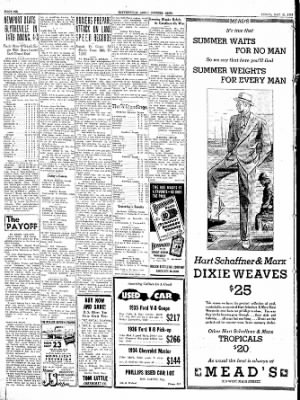 The Courier News from Blytheville, Arkansas on May 20, 1938 · Page 6