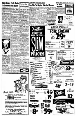 Northwest Arkansas Times from Fayetteville, Arkansas on April 12, 1969 · Page 7