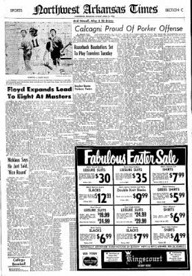 Northwest Arkansas Times from Fayetteville, Arkansas on April 11, 1976 · Page 15