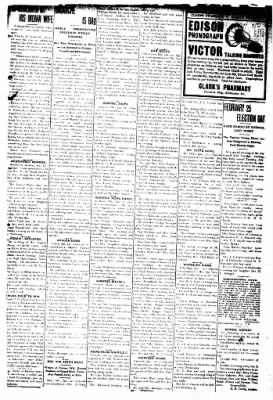 The Chillicothe Constitution-Tribune from Chillicothe, Missouri on January 23, 1908 · Page 7