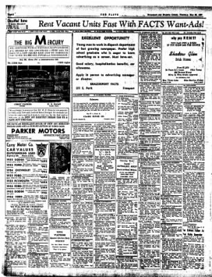 The Brazosport Facts from Freeport, Texas on May 23, 1957 · Page 6