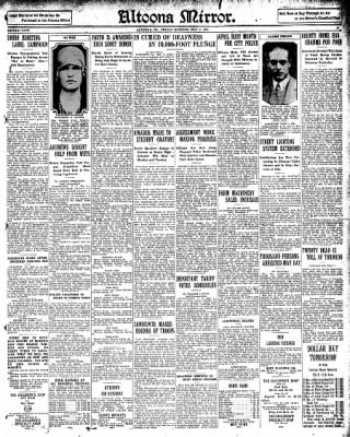 Altoona Mirror from Altoona, Pennsylvania on May 2, 1930 · Page 20