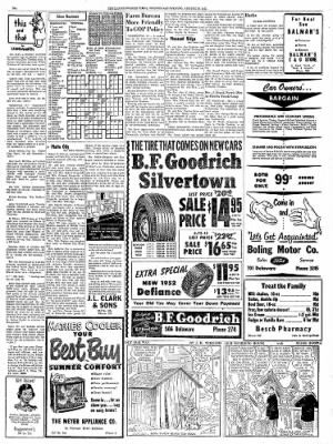 The Leavenworth Times from Leavenworth, Kansas on August 20, 1952 · Page 6