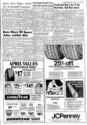 Northwest Arkansas Times from Fayetteville, Arkansas on April 11, 1976 · Page 19