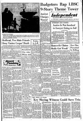 Independent from Long Beach, California on February 20, 1964 · Page 23