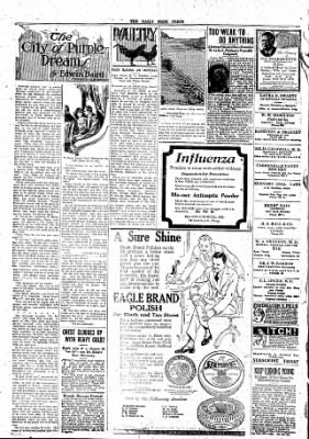 The Daily Free Press from Carbondale, Illinois on January 19, 1920 · Page 4