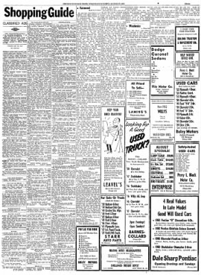 The Leavenworth Times from Leavenworth, Kansas on August 20, 1952 · Page 11