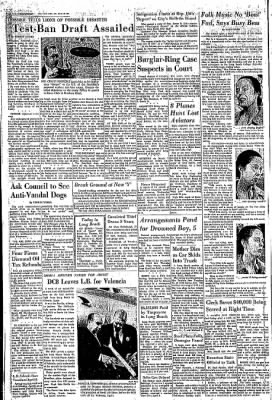 Independent from Long Beach, California on March 30, 1963 · Page 6