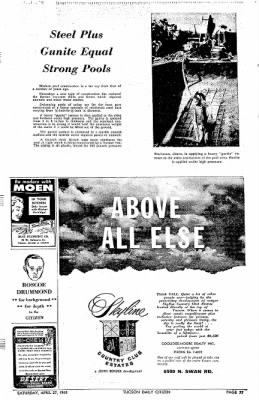 Tucson Daily Citizen from Tucson, Arizona on April 27, 1963 · Page 75