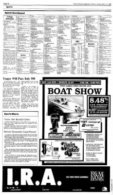 Logansport Pharos-Tribune from Logansport, Indiana on March 15, 1988 · Page 12