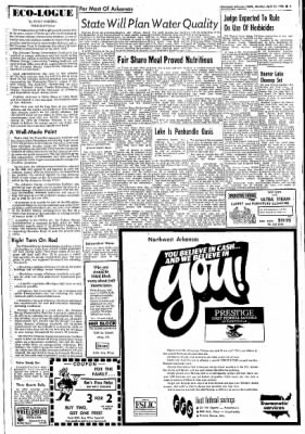 Northwest Arkansas Times from Fayetteville, Arkansas on April 12, 1976 · Page 3