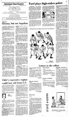 Independent from Long Beach, California on January 17, 1975 · Page 13