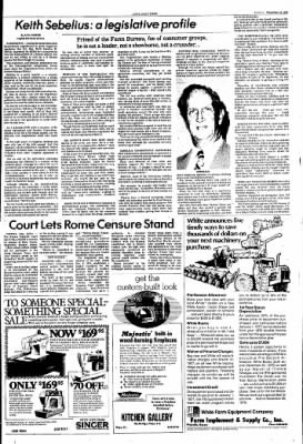 The Hays Daily News from Hays, Kansas on December 12, 1976 · Page 8
