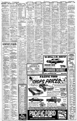 Independent from Long Beach, California on February 21, 1969 · Page 52
