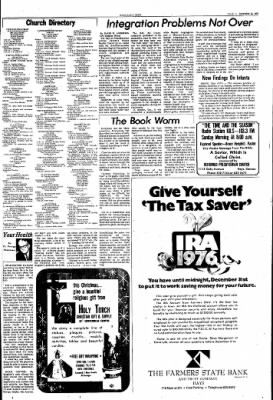 The Hays Daily News from Hays, Kansas on December 12, 1976 · Page 10
