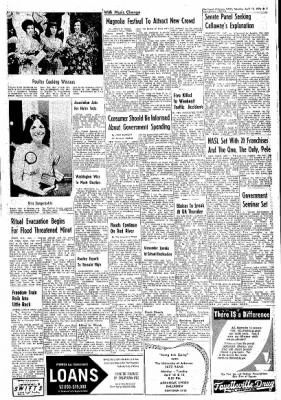 Northwest Arkansas Times from Fayetteville, Arkansas on April 12, 1976 · Page 7