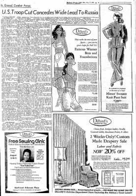 Northwest Arkansas Times from Fayetteville, Arkansas on August 7, 1972 · Page 9
