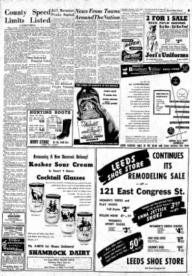 Tucson Daily Citizen from Tucson, Arizona on October 27, 1950 · Page 8