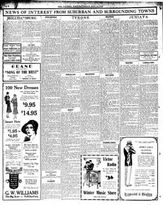 Altoona Mirror from Altoona, Pennsylvania on May 27, 1930 · Page 22