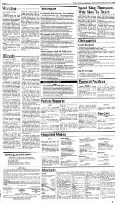 Logansport Pharos-Tribune from Logansport, Indiana on March 16, 1988 · Page 2