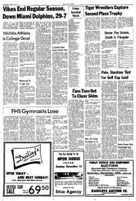 The Hays Daily News from Hays, Kansas on December 12, 1976 · Page 17