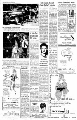 Independent from Long Beach, California on January 31, 1960 · Page 50