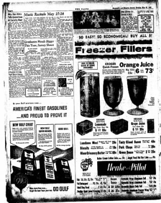 The Brazosport Facts from Freeport, Texas on May 27, 1957 · Page 8