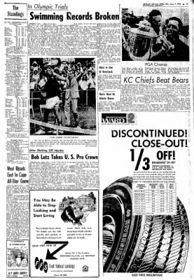 Northwest Arkansas Times from Fayetteville, Arkansas on August 7, 1972 · Page 17