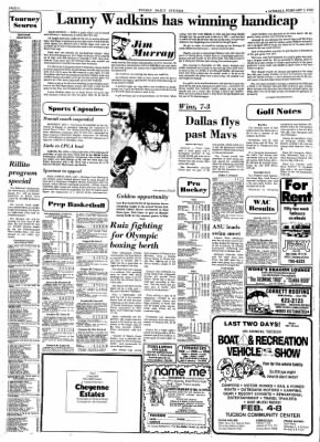 Tucson Daily Citizen from Tucson, Arizona on February 7, 1976 · Page 6