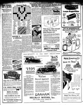 Altoona Mirror from Altoona, Pennsylvania on May 28, 1930 · Page 2