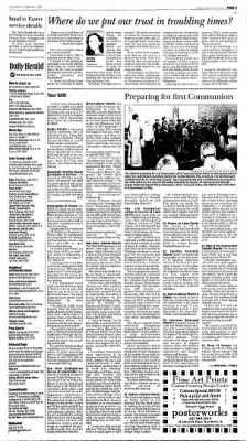 The Daily Herald from Arlington Heights, Illinois on March 8, 2008 · Page 332