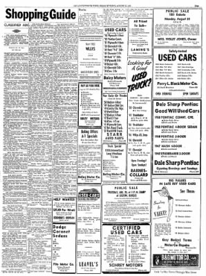 The Leavenworth Times from Leavenworth, Kansas on August 22, 1952 · Page 9